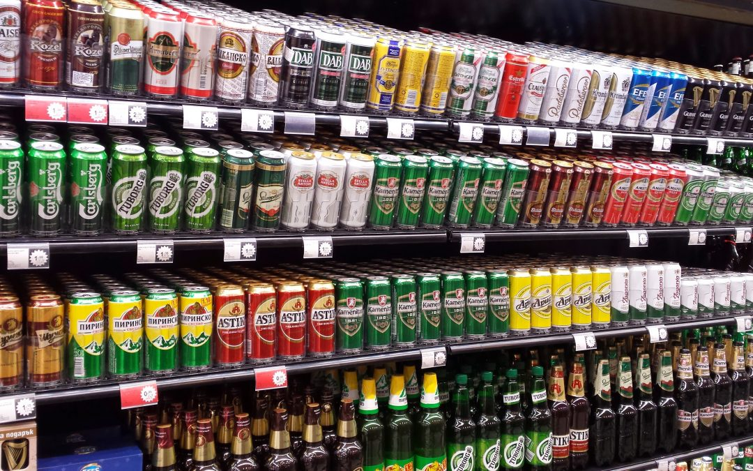 Бира и безалкохолни: 4 начина за по-добра видимост на рафта